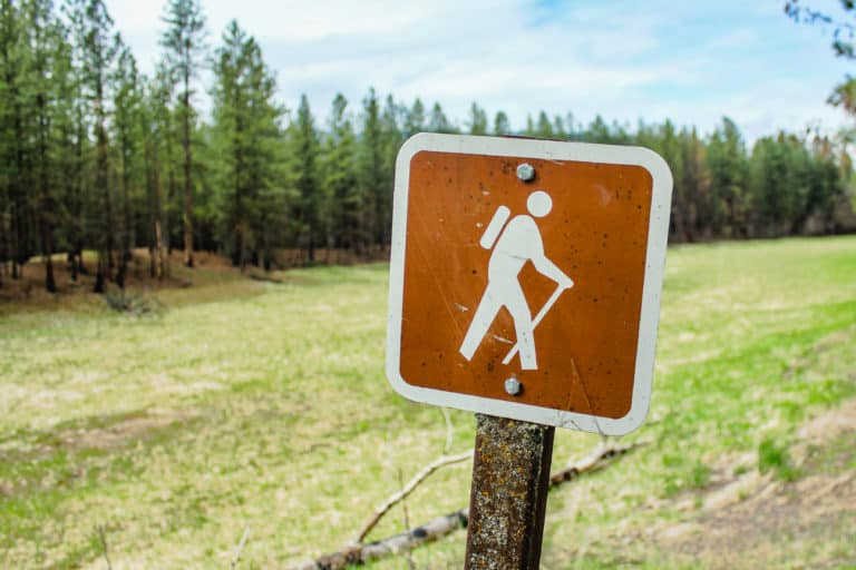kettle falls campground trail 19