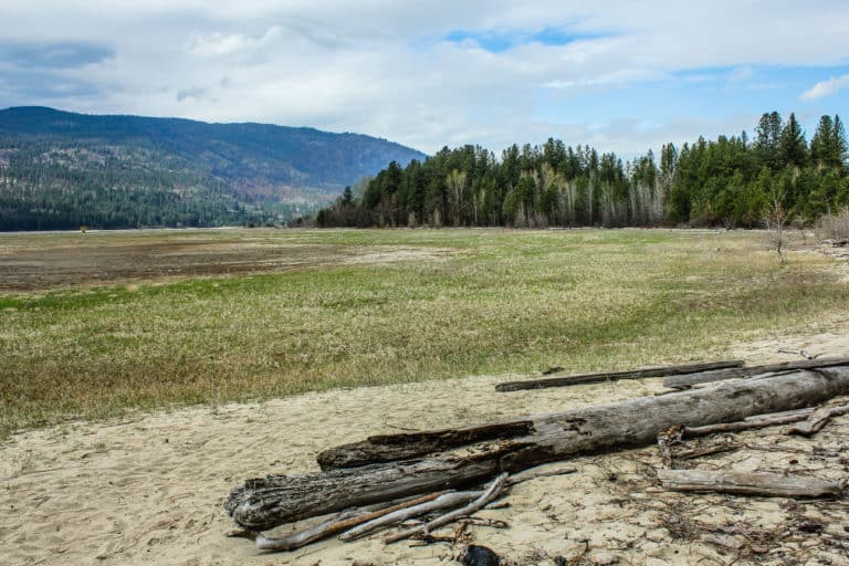 kettle falls campground trail 24