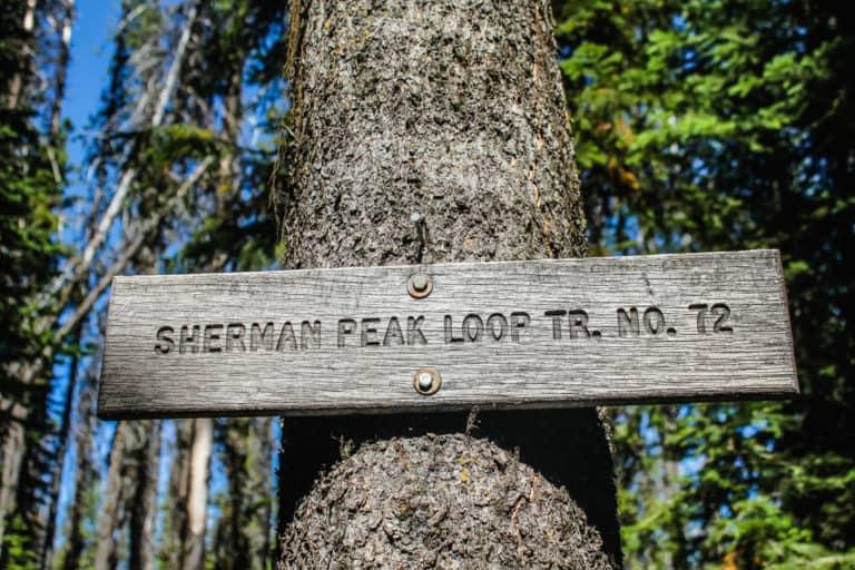 sherman peak loop 12